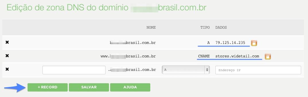 editar zona registro.br